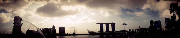 singapore's landmark all in one