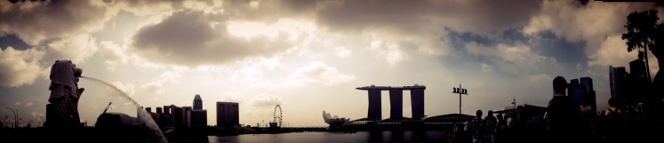 singapore's landmark all in one