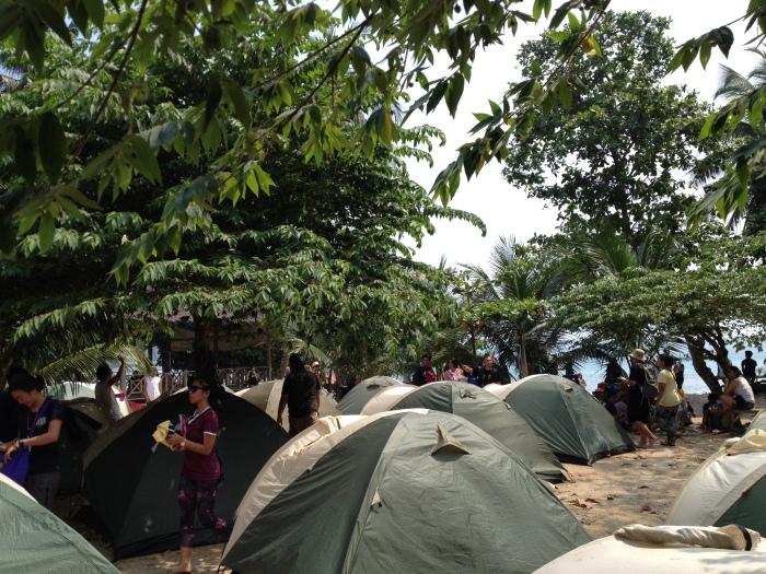 camp camp everywhere...