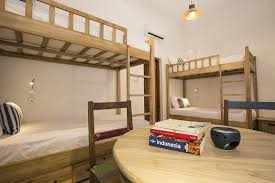 Dorm Room. Source: Booking.com