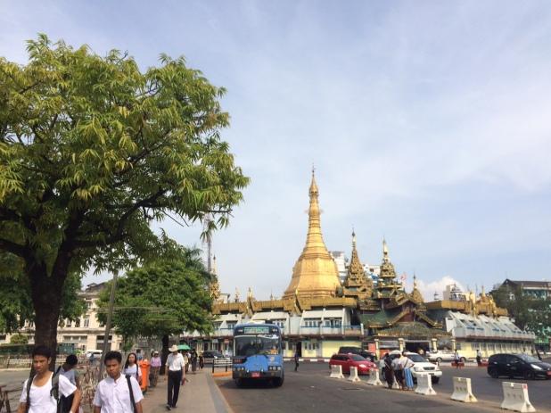 Kawasan Yangon Downtown